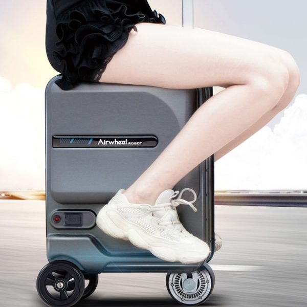 Product Light Weight Ridable Luggage/Suitcase